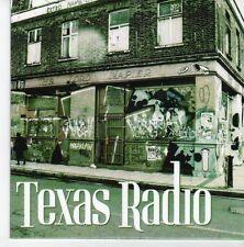 (EB310) Texas Radio, Money Where Your House Is - 2012 DJ CD