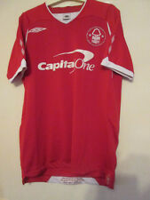 Nottingham Forest 2009-2010 Home Football Shirt Size Small /35138
