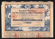 DECO => SULTANATS du HAUT-OUBANGUI (C)