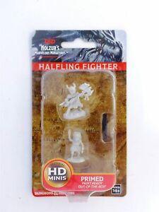 Halfling Fighter - Nolzurs Marvelous Miniatures - Wizkids  D&D Miniatures # 1F89