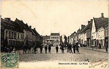 CPA Steenvoorde - La Place (391513)