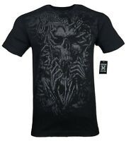 XTREME COUTURE by AFFLICTION Men T-Shirt SOUL CAPTIVE Biker MMA Gym S-4X $40