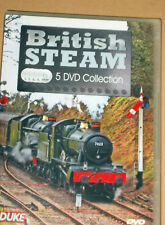 British Steam (5 Disc Box Set/Collection) - DVD  New Free Shipping