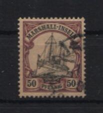 Marshall-Inseln 20 gestempelt (B05591)