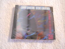 "Larry Carlton & Steve Lukather ""No Substitutions"" Live in Osaka  cd 2001 New"