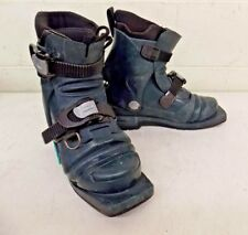 Scarpa 3-Pin 75mm Nordic Norm Telemark Ski Boots US Men's 5 MDP 23 Fast Shipping