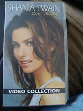 VIDEO VHS SHANIA TWAIN COLLECTION
