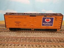 Ho Scale Athearn Morrell 40' Wood Reefer O/B