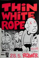 Thin White Rope - 1990-concerto MANIFESTO-sacco full of... - TOUR POSTER-Brema