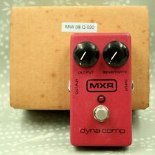 MXR M102 Dyna Comp guitar effect pedal Free shipping From Japan (MMI-03M303)