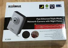 New Edimax IC-3030i Camera with Night Vision 2way Audio Triple Mode Video Motion