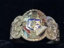 Knights of Columbus ring