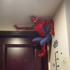 DIY Approx 80cm Height Spider-Man Wall Hanging Home Decoration 3D Paper Model
