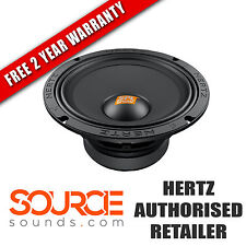 "Hertz SPL Show SV200 8"" Midrange Speaker Set - FREE TWO YEAR WARRANTY"