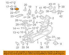 VOLVO OEM 08-11 V50 Center Console-Armrest Lid Cover Top 39816537
