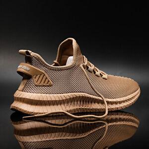 Homme Sneakers Chaussures Baskets Tendance Tennis Sport Tissu Running Jogging