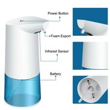 Automatic Soap Dispenser Touchless Intelligent Foam Hand Wash Dish For Bathroom