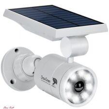 Outdoor Motion Sensor Led Spotlight Camera Home Lighting Security Accessories