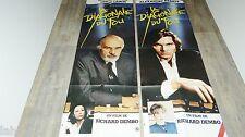 LA DIAGONALE DU FOU   !  affiche cinema model rare