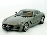 MB Mercedes Benz SLS AMG - Dealer Model - WELLY 1:18
