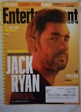 Entertainment Weekly 8/3/18: new JACK RYAN; SUPERNATURAL; FANTASTIC BEASTS, more