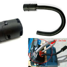 25mm Combustion Air Pipe & Clamps Filter Muffler For Air Diesel Parking Heater