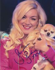 Sheridan Smith Signed Legally Blonde 10x8 Photo AFTAL
