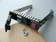 """New HP 2.5"""" 651687-001 SAS / SATA Hot-Swap Hard Drive Caddy G8 Gen8 G9 Gen9"""