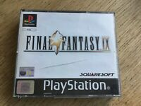 Sony Playstation PS1 game Final Fantasy IX - tested & working - Squaresoft (t11)
