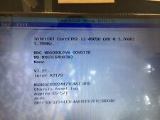 Acer E5-571 Ordinateur Portable Carte mère processeur Intel i3 1.7GHz LA-B161P
