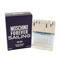 Moschino Forever Sailing Eau De Toilette Spray 1.0 Oz / 30 Ml for Men