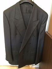 Anthony Rubino Men's Pure Wool Suit