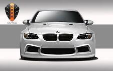 07-13 BMW M3 E90 E92 E93 Eros Version 1 Front Bumper 1pc Body Kit 108973