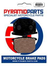 Rear brake pads for Yamaha XS1100 78-80