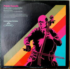 DVORAK: Cello Concerto/BRUCH: Kol Nidre-NM LP SZELL/CZECH PHIL/LSO