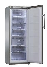 A+ Gewerbe-Tiefkühlschrank TK310CHR / F27 INOX Gefrierschrank Froster NEU