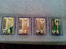 4 Pin badge Mexico 1970 World Championship  World Cup - set 5