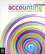 Accounting Business Reporting for Decision Making 4E E-text + Istudy Version 2 R
