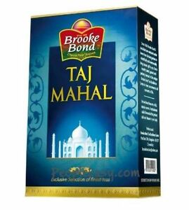Taj Mahal Tea-Indian Brooke Bond Tea (Chai) 250g/500g