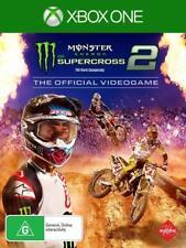 Monster Energy Supercross 2 Xbox One Brand New Sealed