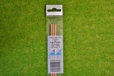 Albione leghe di rame rotondo tubo 4.0 mm x 0,45 mm ct4m