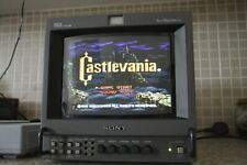 Sony BVM 9045 Professional Crt Monitor Flight Case And Field Hood