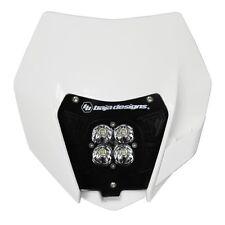 Baja Designs Squadron Pro LED Headlight KTM 2014+ with Headlight Shell