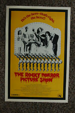 The Rocky Horror Picture Show Lobby Card Movie #1 Poster Tim Curry