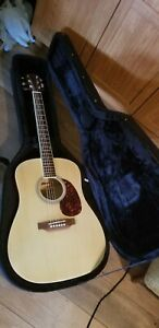Carlo Robelli Guitar With Delux Case