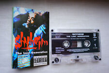 Shyheim - The Lost Generation Cassette, MC  1996  Wu-Tang Clan