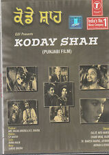 Koday Shah - Punjabi Film  [Dvd] 1st Edition Released