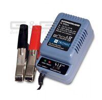 Chargeur de batterie H-Tronic AL300 2-6-12v Batteries voiture moto scooter quad