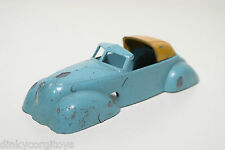 SOLIDO JUNIOR DEMONTABLE CARROSSERIE ONLY MATFORD CABRIOLET BLUE GOOD CONDITION
