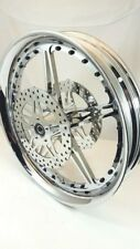 21 x 3.25 HARLEY DAVIDSON STREET GLIDE HOLLYWOOD BOLT WHEEL ABS With ROTORS